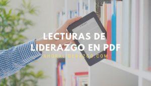 libros liderazgo pdf