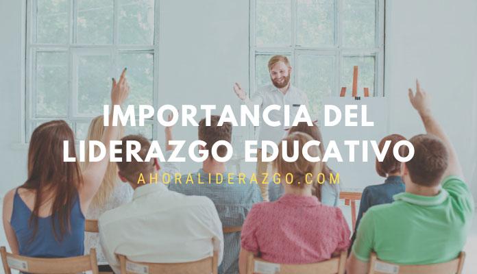 importancia de la gestion educativa
